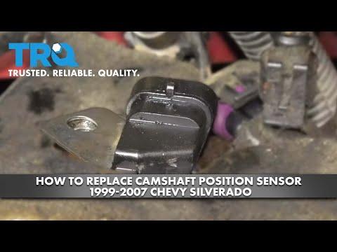 How to Replace Camshaft Position Sensor 1999-07 Chevy Silverado