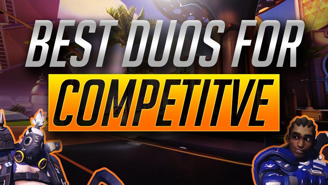 Overwatch Duo Queue Boost