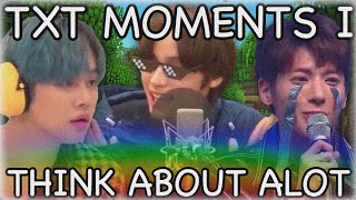TXT MOMENTS I THINK ABOUT A LOT ft. ohtxt & yeonjun boomer