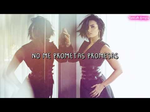 Demi Lovato  No Promises  Traducida al español