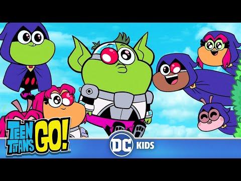 Teen Titans Go!   BBCYFSHIPBDAY   DC Kids