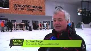 10 EUB Wagstättbahn im Skigebiet Jochberg der Bergbahn Kitzbühel