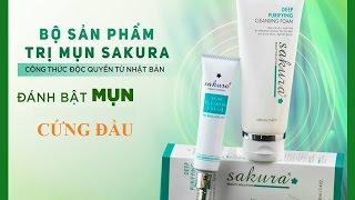 Đánh Giá Sản Phẩm Kem Trị Mụn Sakura Acne Clearing Cream Brooklyn USA Sakura Việt Nam