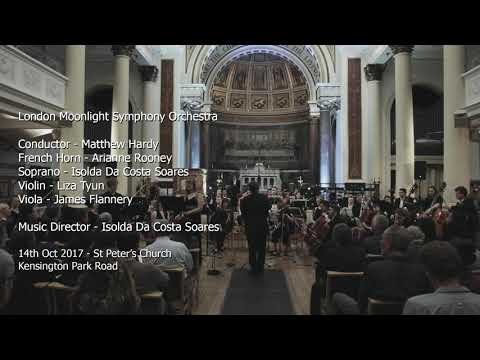 Offenbach Barcarolle from The Tales of Hoffman – Moonlight Symphony Orchestra