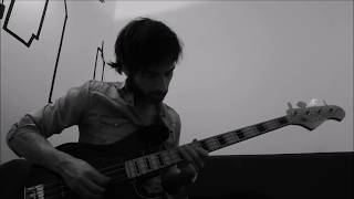 Royal Blood  -  Lights Out (Bass Cover)