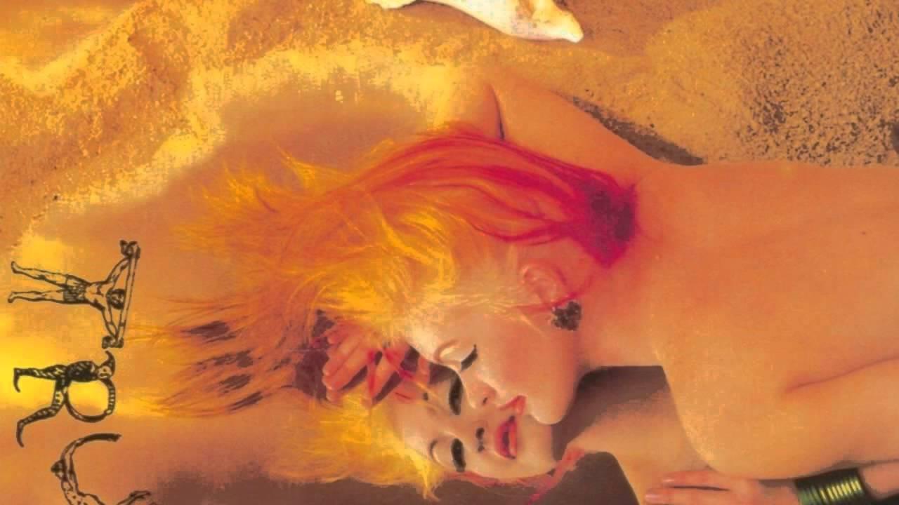 Cyndi Lauper True Colors Tour