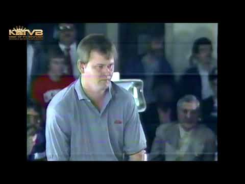 1987 Mike Niehaus Vs. Don Scudder : Hudepohl BPA King Of TV Bowling : The Pin Haus