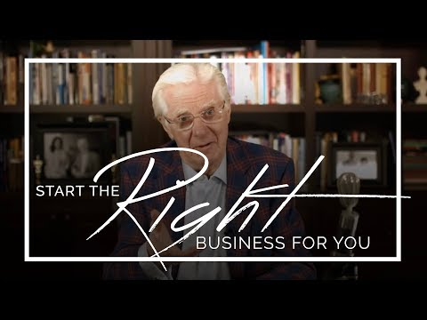 Starting the Right Business - Bob Proctor