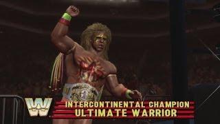WWE Legends of WrestleMania - Part 3 Wrestlemania Tour Mode RELIVE