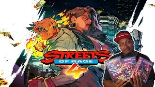Streets Of Rage 4 Is Real after 24 Years. Sega Is Finally Listening To Their Long Time Fans