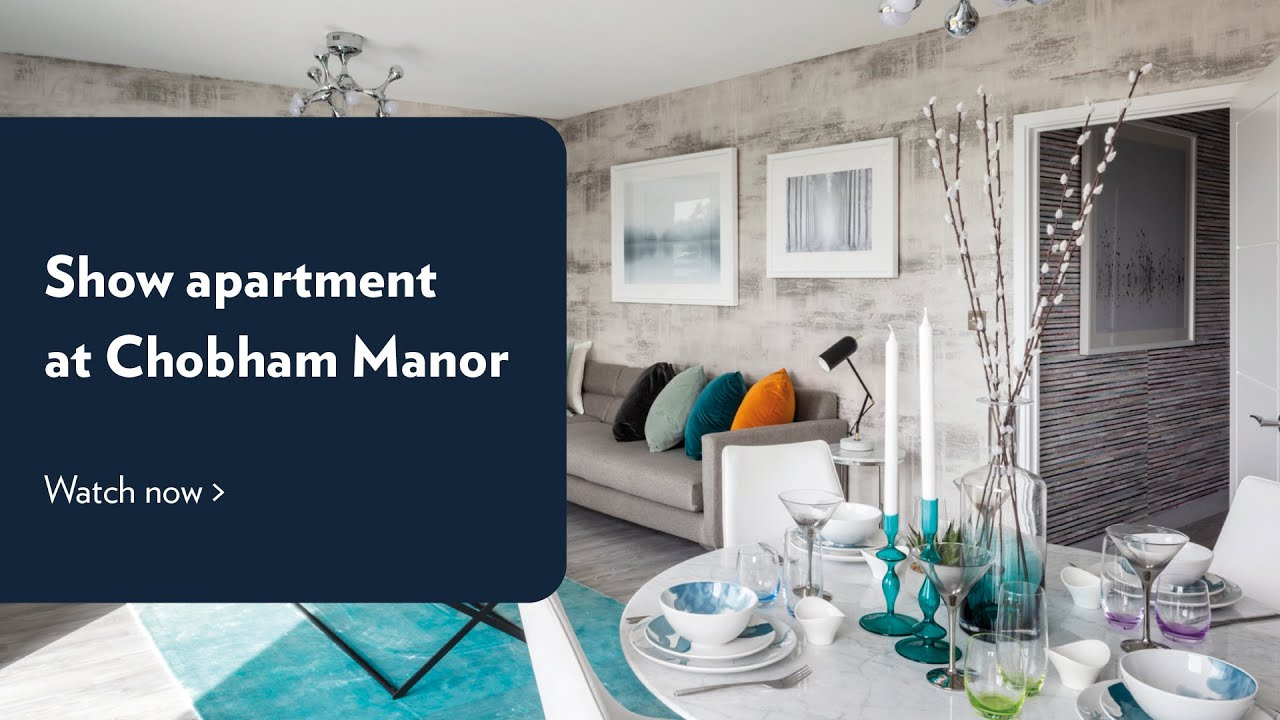 3 Bedroom Apartment Chobham Manor Taylor Wimpey London