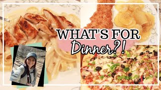 WHAT'S' FOR DINNER 🍴🍝🍳 | BUDGET FRIENDLY DINNER IDEAS | EASY MEAL IDEAS | 2020