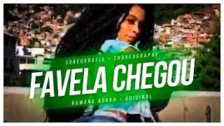 FAVELA CHEGOU - LUDMILLA FT ANITTA ( COREOGRAFIA OFICIAL DVD ) / RAMANA BORBA