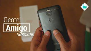 Geotel Amigo - Unboxing en español