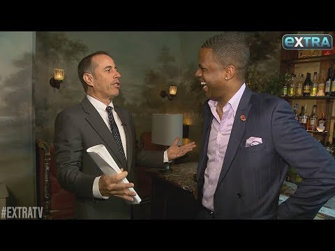 Jerry Seinfeld on Denying Kesha a Hug, and Their OffCamera Exchange Afterward