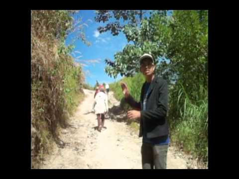Magdalena Igtumarom Farm to Market Road Video Presentation