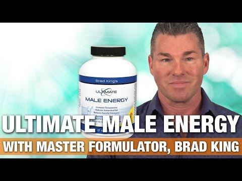 Preferred Nutrition Ultimate Male Energy with Nutrition Expert & Master Formulator Brad King
