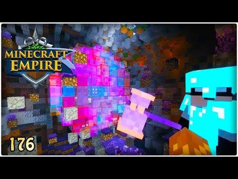 Die DRACHENWELT verschmilzt mit unserer!! - Minecraft Empire - #176 - Gamerstime + Balui