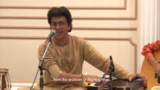 KAISE SUKOON PAUN | Siraj Khan | Bazm e Khas | live baithak