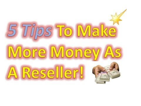 5 Tips To Make More Money ~ Earn Money Online ~ Making Money Working From Home