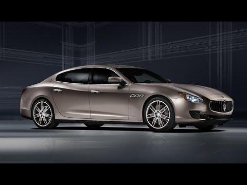 Maserati Quattroporte Zegna Edition Concept 2013 Youtube