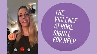 The Signal For Help Against Domestic Violence That Can Save A Life