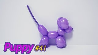 Making Balloon Art Puppy #41 /…
