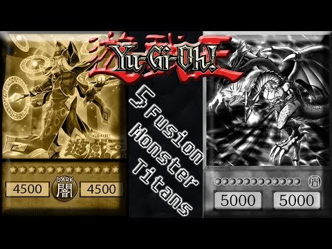 Yugioh Quintet Magician VS Five Headed Dragon deck duel ft. ItsRicthieW