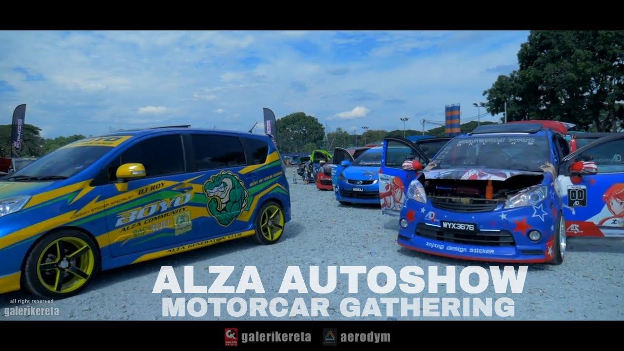 Malaysia alza autoshow build