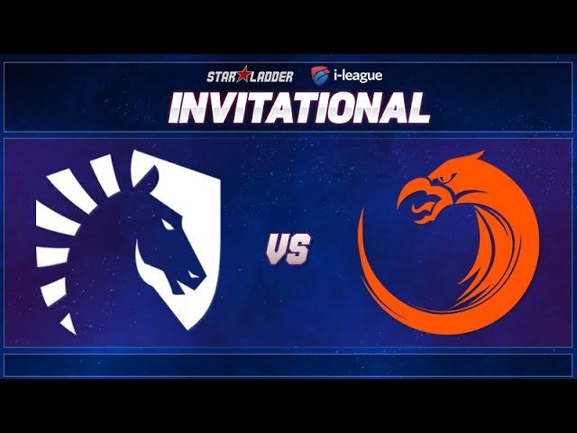 Liquid vs TNC Game 1 - SL i-League Invitational: Grand Finals - @DakotaCox @Lacoste