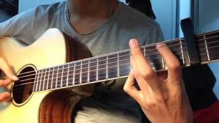 Thương - Lê Cát Trọng Lý ( guitar solo )