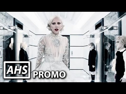 """American Horror Story: Hotel"" Lady Gaga Promo - Above & Below"