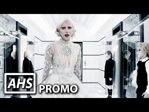 """American Horror Story: Hotel"" Lady Gaga Promo - Above & Below"