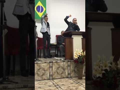 #Pastor Alan Loche #Vigilia # Peniel  AD Belém 17   Parte 1
