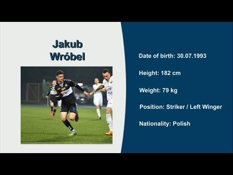 Jakub Wróbel, Video No 3, Season 18/19, Striker, Left Winger