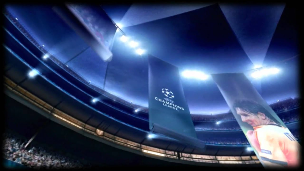 UEFA Champions League Intro(Intro Ligi Mistrzów) - YouTube