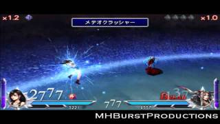 Dissidia 012 Duodecim [Translated] Story mode Chapter 8: Continuum (Main Battles&Cutscenes) Part 2/3 Mp3