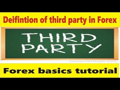 Forex tutorial