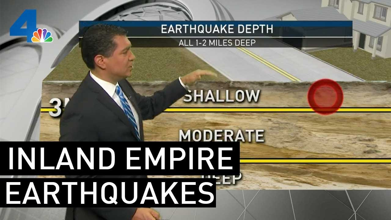 6.4 earthquake rattles Southern California