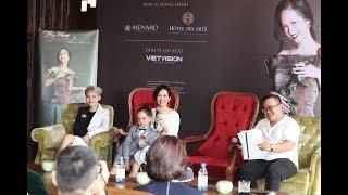 [Livestream] Vũ Cát Tường dự họp báo ra mắt CD Phố À Phố Ơi của cô Hồng Nhung (16/12/2017)