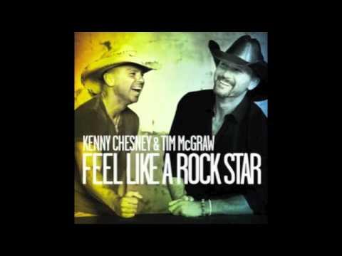 Kenny Chesney - Feel Like A Rockstar (Lyrics In Description)