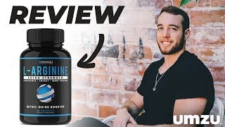 Havasu Nutrition  Extra Strength L Arginine Nitric Oxide Supplement Review