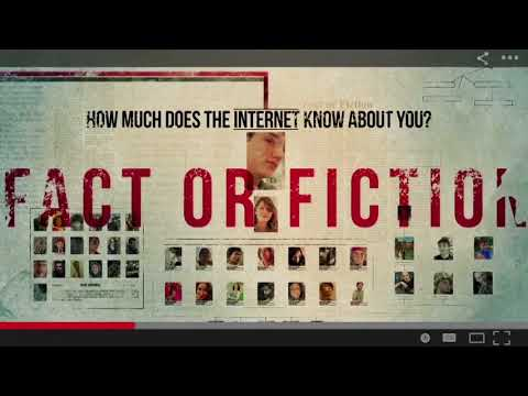 ANSTO Fact of Fiction 2.0: The Science Behind the Internet