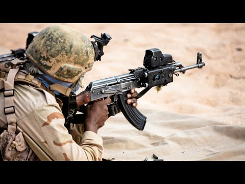 Exercise Flintlock: Royal Moroccan Armed Forces & Cameroon Armed Forces LFX