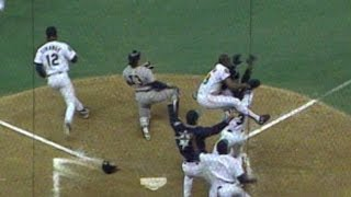 1995ALDS Gm5: Musburger calls Mariners walk-off win
