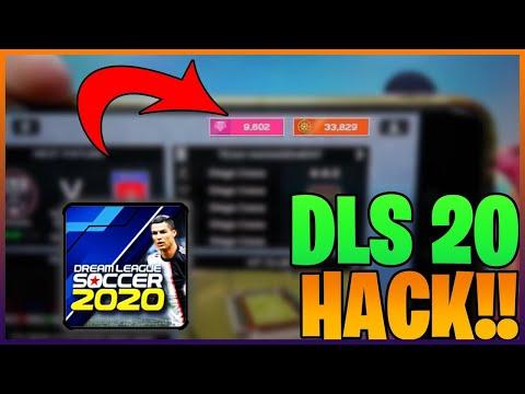 Dream League Soccer 2020 Hack - DLS 2020 Hack Diamonds &  Coins (iOS & Android) NO JAILBREAK