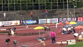 U23 European Athletics Championships Ostrava 2011 - 400m Women R1 - Heat 1