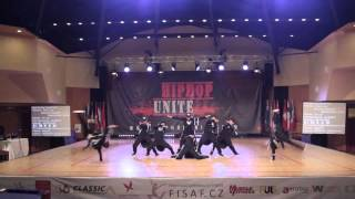 Morocco / Black Jack at FISAF - Final HIpHop Unite 2014
