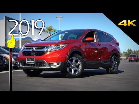 2019 Honda CR-V EX - Ultimate In-Depth Look in 4K