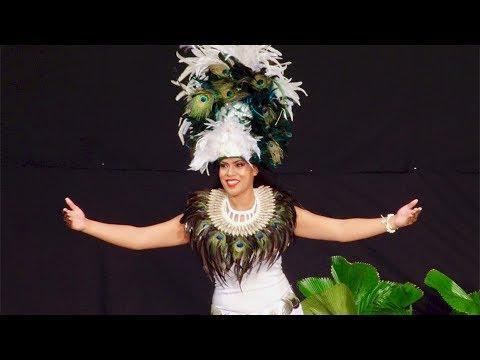 Magarita Vaselina Ana Fehoko Havea - Miss Tonga Tourism - Winning Talent - Miss Heilala